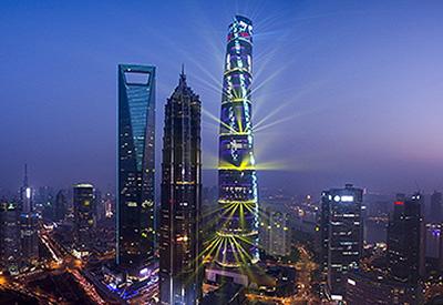 中国第一高楼