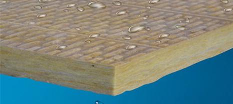 岩棉保温材料憎水效果