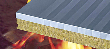 鱼和熊掌可否兼得?--新型岩棉夹芯板是如何防火又保温的