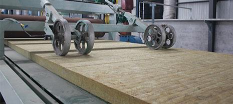 华能中天详解河北防火岩棉板产品的质量参数