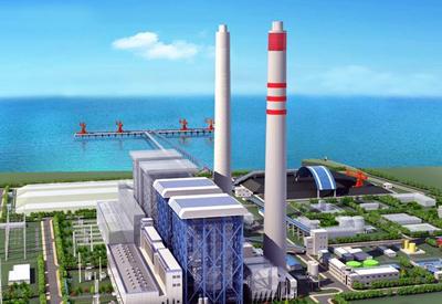 越南农山燃煤火力发电站