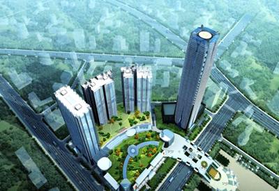 柳州地王财富中心