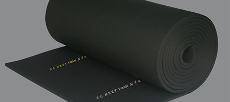 橡塑保温板一跃成为保温材料领先者