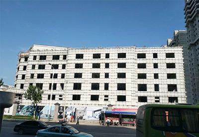 延吉市棚户区改造工程A标段