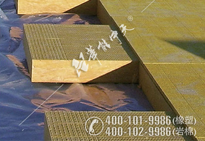 亚龙屋面保温岩棉板应用项目河北省安装工程有限公司