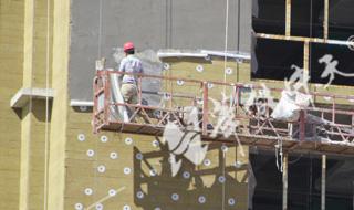 建筑保温施工不可不知的外墙外保温岩棉板防裂措施