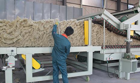 岩棉板在外墙保温体系中防火作用