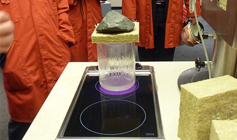 岩棉板及岩棉保温板的保温范围