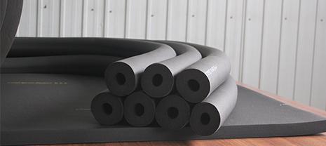 橡塑保温材料八大性能特点