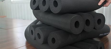 橡塑保温管绝热性能好坏施工是关键