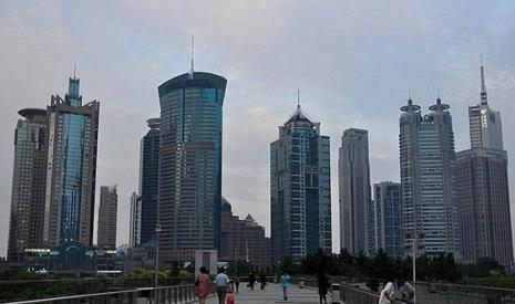天津市上海陆家嘴广场