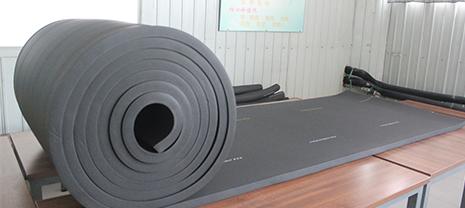 橡塑保温板只有创新才能持续受捧