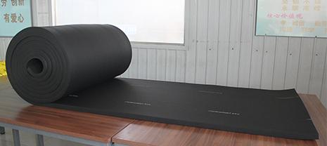 橡塑保温板不要贪图小便宜 优质性能是关键
