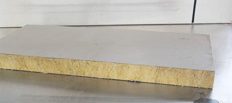 华能岩棉旗下复合岩棉板为建筑防火助力