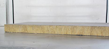 华能岩棉告诉您复合岩棉板有哪些特性?