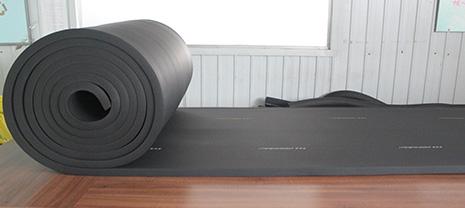保温材料选择华能中天橡塑保温板更环保