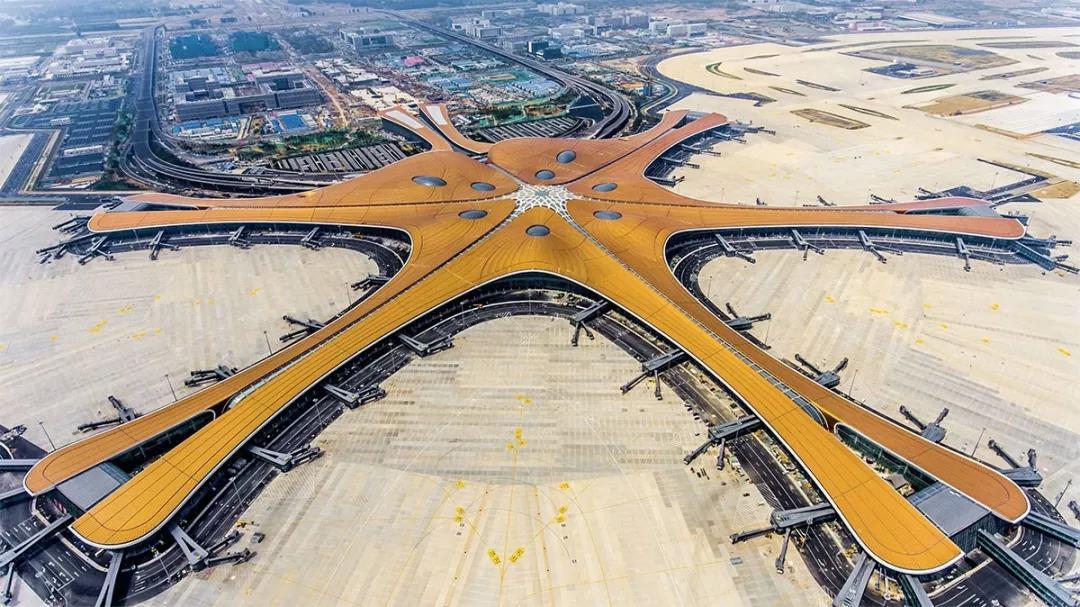 北京新机场凤凰展翅 || 威尼斯人助力腾飞
