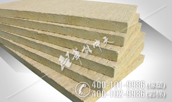 幕墙防火保温岩棉板