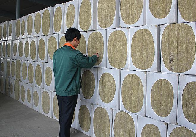 50万m³橡塑,15万吨岩棉的年产量